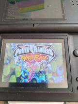 Nintendo Game Boy Advance GBA Power Rangers: Wild Force image 1