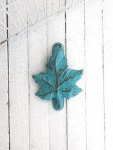Leaf Door Knocker, Front Door Decor  - $21.00