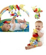 NEW! Baby Car Seat Spiral Activity Toy  Snake Caterpillar W/ Tags on Fro... - $24.74