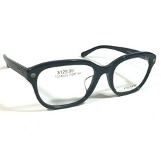 Coach Eyeglass Frames Blue Square Thick Rimmed 5422 (Navy) HC6094F S 54 19 135 - $102.19
