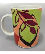 Starbucks 2004 Multi-Color Botanical Floral Mug 16 oz  - $27.93