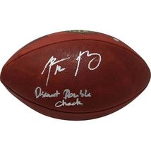 """AARON RODGERS AUTOGRAPHED DUKE FOOTBALL """"DISCOUNT DOUBLE CHECK"""" STEINER ... - $649.00"""