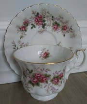 Royal Albert Lavender Rose Teacup and Saucer - $11.87