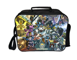 Overwatch Lunch Box Summer Series Lunch Bag Family Run - $17.99