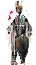 Armour full body suit Halloween knight king Armor body helloween costume - $799.00