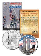 WORLD TRADE CENTER * 5th Anniversary * 9/11 New York State Quarter U.S. ... - $7.87