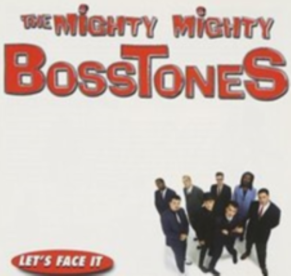 Let's Face It by The Mighty Mighty Bosstones Cd