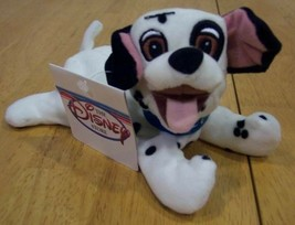 "Walt Disney 101 Dalmatians LUCKY PUPPY DOG 7"" Bean Bag STUFFED ANIMAL To... - $14.85"