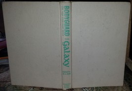 Bodyguard & 4 other short novels from Galaxy 1960 HB - $6.00