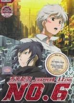 No.6 / No 6 ( Vol. 1-11 End ) English Subtitle