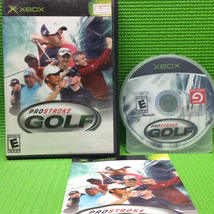 ProStroke Golf World Tour 2007 - Microsoft Xbox | Disc Plus - $4.00