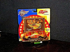 Winners Circle red and Yellow #3 Max'd Out! (Card and Car) image 1