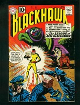 BLACKHAWK #165 1961-DC COMICS-LEAGUE OF ANTI-BLACKHAWKS-fine/very fine F... - $55.87