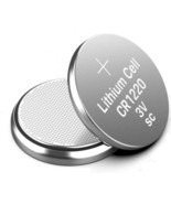 CR1220, Coin Battery, Button Cell, 3 Volt, Generic - $0.99