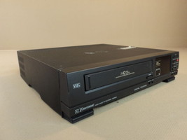 Emerson Video Cassette Recorder VCR HQ Front Loading System 120VAC 27W V... - $44.91