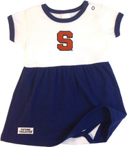 Syracuse Orange Baby Bodysuit Dress - $20.00