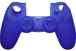PS4 Controller Silicone Skin - Blue [video game] - $7.91