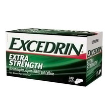 Excedrin Extra Strength Caplets 300 ct. - $19.59