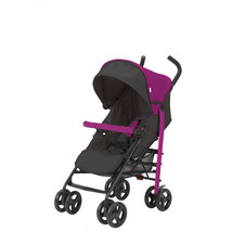 Urbini Swiftli Stroller, Multi-Position Comfort Recline, Viola - $81.18
