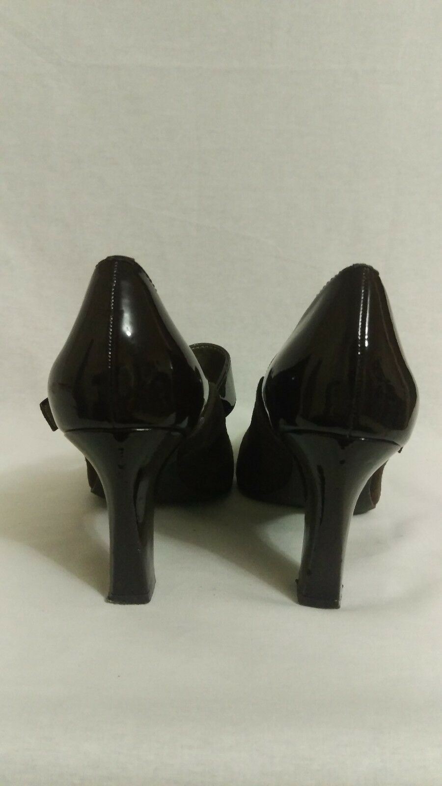 Franco Sarto Women's Brown Shoes size 6M heels image 2