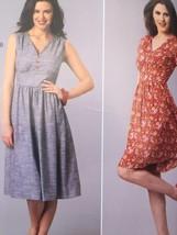 Kwik Sew Sewing Pattern 4068 Misses Ladies Dress Size XS-XL New - $15.44