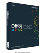 Microsoft Office 2011 Home and Business for Mac - 32/64 Bit -  - $15.00