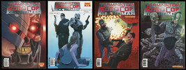 Terminator vs Robocop Kill Human Comic set 1-2-3-4 Lot versus Tom Feiste... - $35.00
