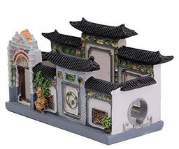 PANDA SUPERSTORE Building Model Features Building Decoration Art Crafts Practica