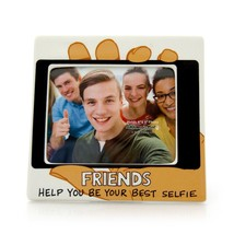 Friends Selfie Ceramic Photo Picture Frame - $8.95