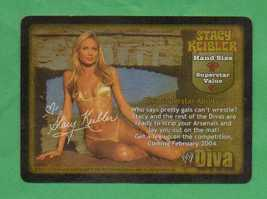 2004 Comic Images Stacy Keibler Promo - $5.00