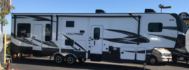 2017 Dutchmen Voltage 3305 with Hitch FOR SALE IN Fallbrook CA 92082 image 1