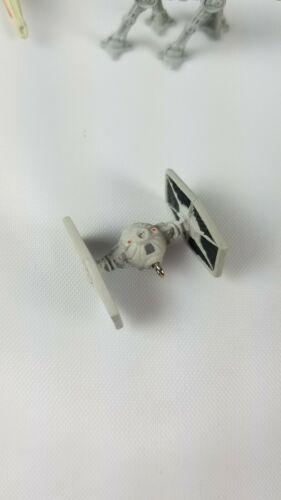 Hallmark Keepsake Ornament Miniature 3 Ornament Set Vehicles of Star Wars 1996 image 3