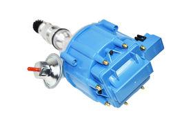 """Ford """"FE"""" FE HEI Distributor V8 Engines Blue Cap 65,000 Volt 352 360 390 427 428 image 3"""