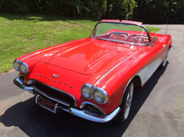 1961 Chevrolet Corvette Convertible For Sale In Byron Center MI 49315 image 5