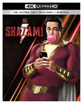 Shazam! (4K + Blu-ray + Digital]