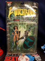 Sara Pezzini as Witchblade action figure, Moore Action Collectibles (DES... - $4.00