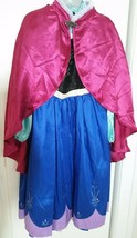 Disney's Princess Anna from Frozen, costume.  Girl's 9/10.  NWT - $29.00