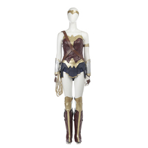 Wonder Woman Costume Custom Made Cosplay Costume Halloween costume - $191.00