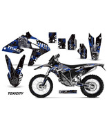 Graphics Kit MX Decal Sticker Wrap + # Plates For BMW G450X 2010-2011 TO... - $277.15