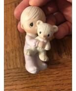 Precious Moments Figurine - $9.78