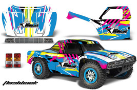Amr Rc Graphic Decal Kit Traxxas St Course Jconcepts 1979 Ford F250 Body - Flash - $29.65