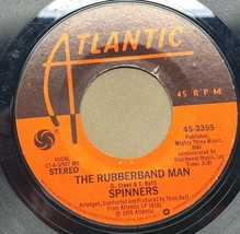 The Spinners Rubberband Man / Now That We're Together 45 Soul Vinyl Record - £6.57 GBP