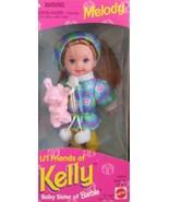 Barbie - Li'l Friends of Kelly - Melody Doll - 1995 - $34.64