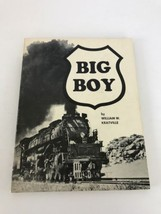 Big Boy William W Kratville Railroad Book Photographs - $64.35