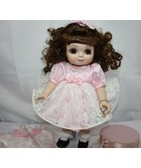 Marie Osmond Porcelain Doll ~ Adore Belle ~ With Accessories ~ Vintage 1997 - $45.54