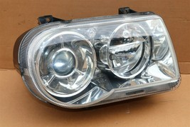 05-09 Chrysler 300 Projector Headlight Xenon HID Passenger Right RH POLISHED image 1