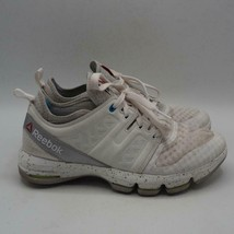 Reebok Womens Trainer White Sneakers Size 7 - $14.84