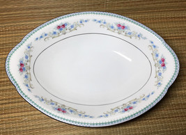 "Vintage Harmony House China DUCHESS 3535 • 11"" Oval Vegetable Bowl - $24.70"
