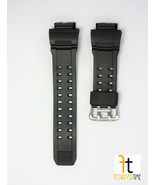 CASIO FITS GW-9400 G-Shock Black Rubber Watch BAND  - $12.95
