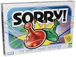 Sorry by Hasbro - $12.01
